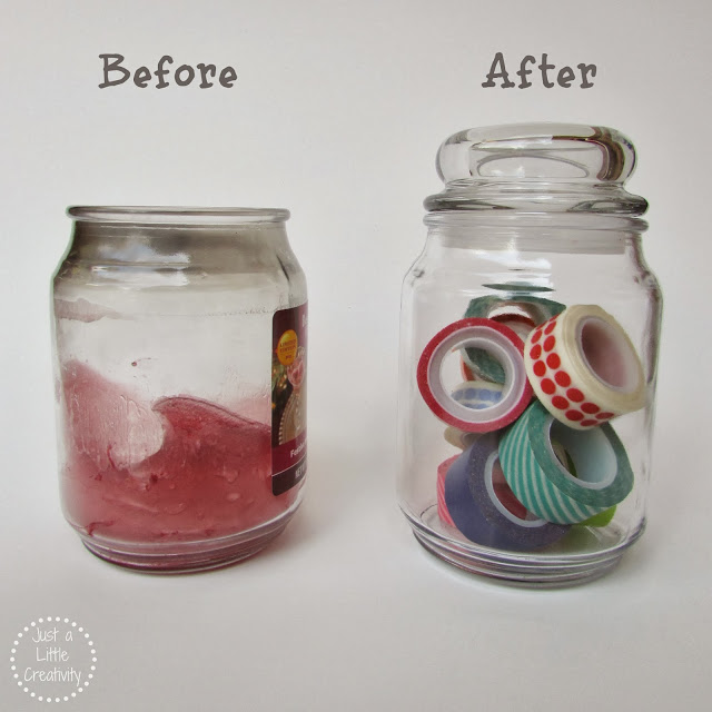 Image result for cleaning your candle jars