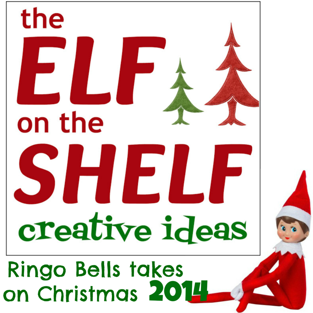 Elf on the Shelf 2014 Ideas- Updated Throughout the Holiday Season ...