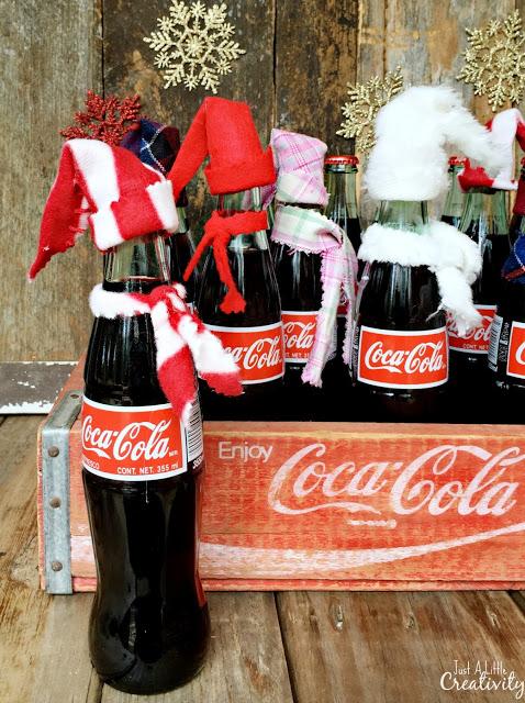 Chocolate Coca-Cola Mug Cake & a Christmas Elf Coke Bottle ...