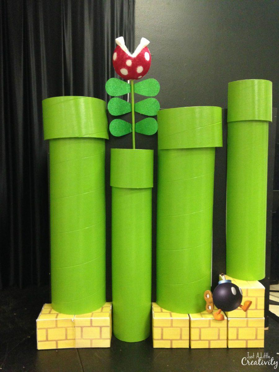 Mario Kart Kids Church Stage Design Just A Little Creativity