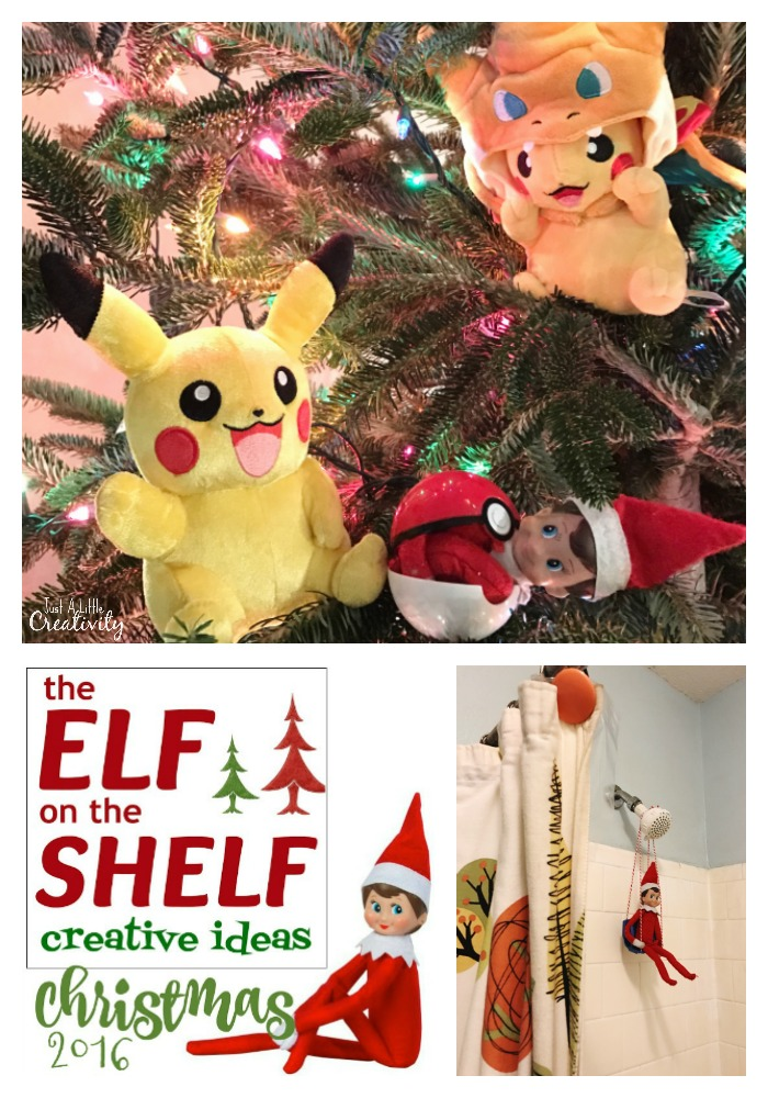 Brand New Ideas For Elf On The Shelf 2016 From The Elf Ringo Bells
