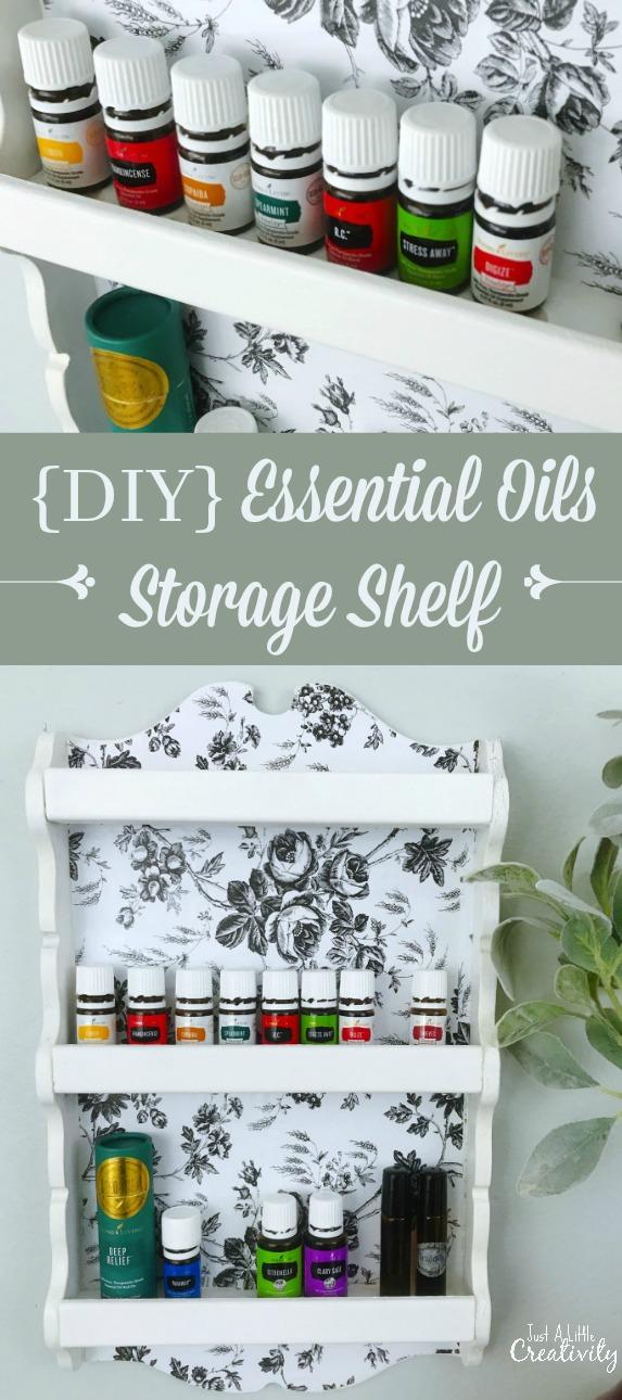How I Created a Shelf for