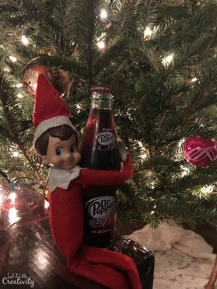 It S Time Again For Elf On The Shelf Ringo Bells 2017