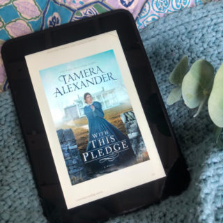 Book Review - With This Pledge by Tamera Alexander
