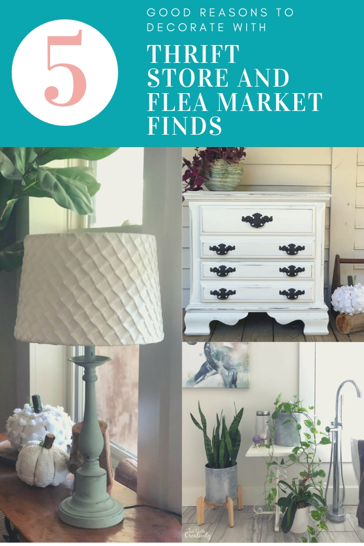 Just A Little Creativity Painted Furniture Thrifty Makeovers And